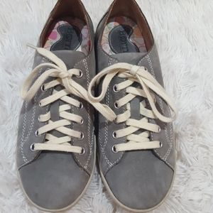 Born leather/suede sneakers
